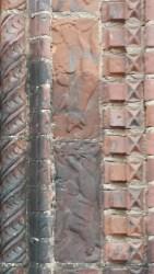 Detail of Anthology Film Archives Stonework