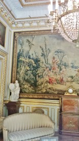 Detail of Tapestry from Tapestry Room