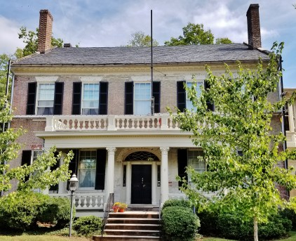 Fredericksburg Period Home 1
