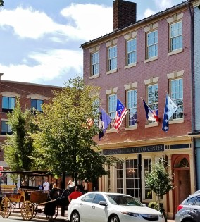 Fredericksburg Visitors Center