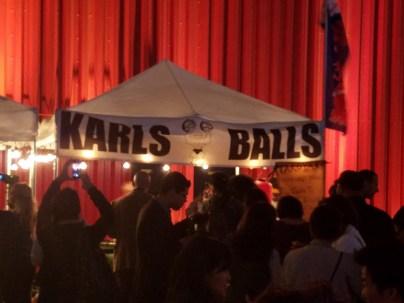Karls Balls Station