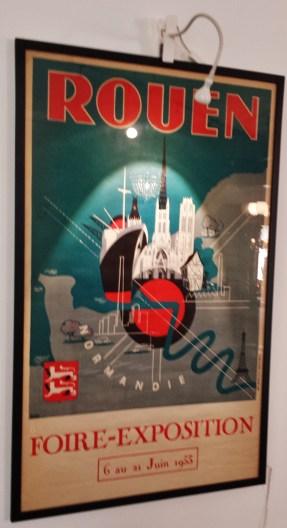 Rouen Poster