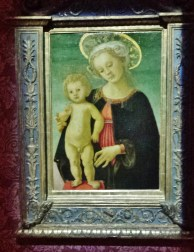 Virgin and Child by Botticelli