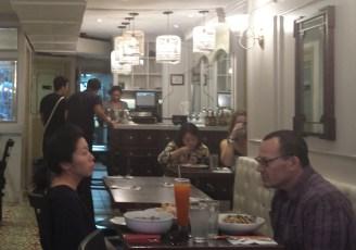 Zabb Elee Dining Room
