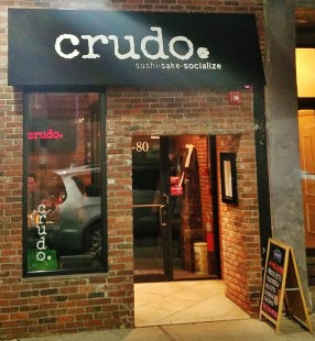 Crudo Restaurant Boston