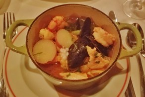 Fish Stew Provencal Entree