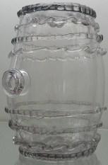 Barrel-shaped Glass