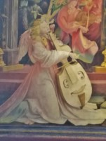 Detail of the Concert of Angels