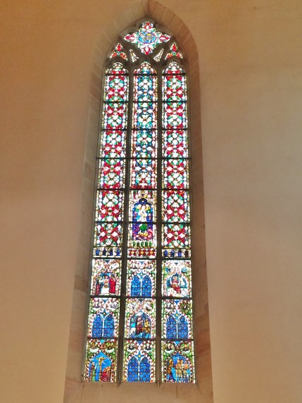 Dominican Church Stained Glass