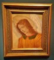 Bust of an Angel by Filippino Lippi