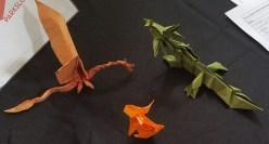 Dragon, Bunny and Sea Dragon