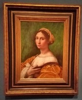 Portrait of a Young Woman by Raphael