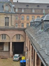 View from the Window of the Musee des Beaux Arts