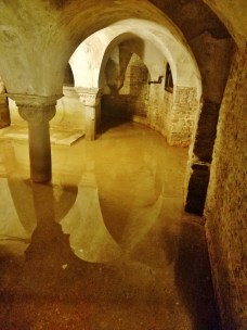 Crypt of the Church of San Zaccaria
