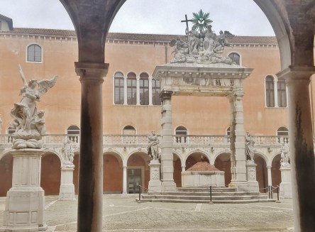 Cloister of Frari Church