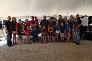 Our 2016 Host Family for Kewaunee County Breakfast on the Farm
