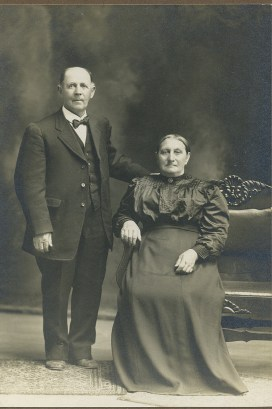Xavier & Josephine Junion - 2nd Generation (Junion Homestead Farm)