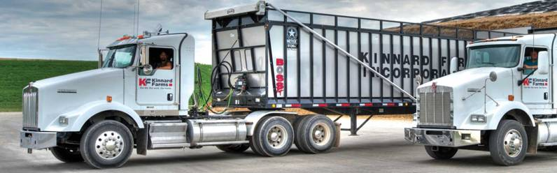 Kinnard Farms - Trucks