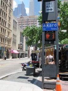 June - Downtown Dallas