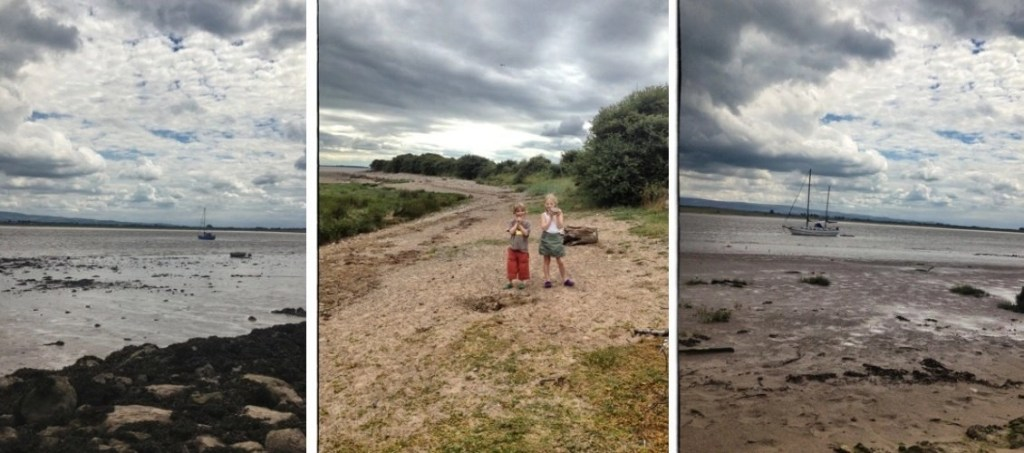 sunderland point, days out in lancashire, sambos grave, fossil hunting