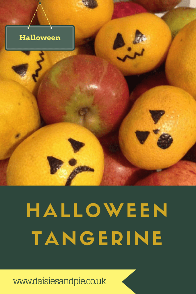 halloween craft for kids, homemade halloween decoration, decorated fruit, halloween tangerine, halloween activities for kids