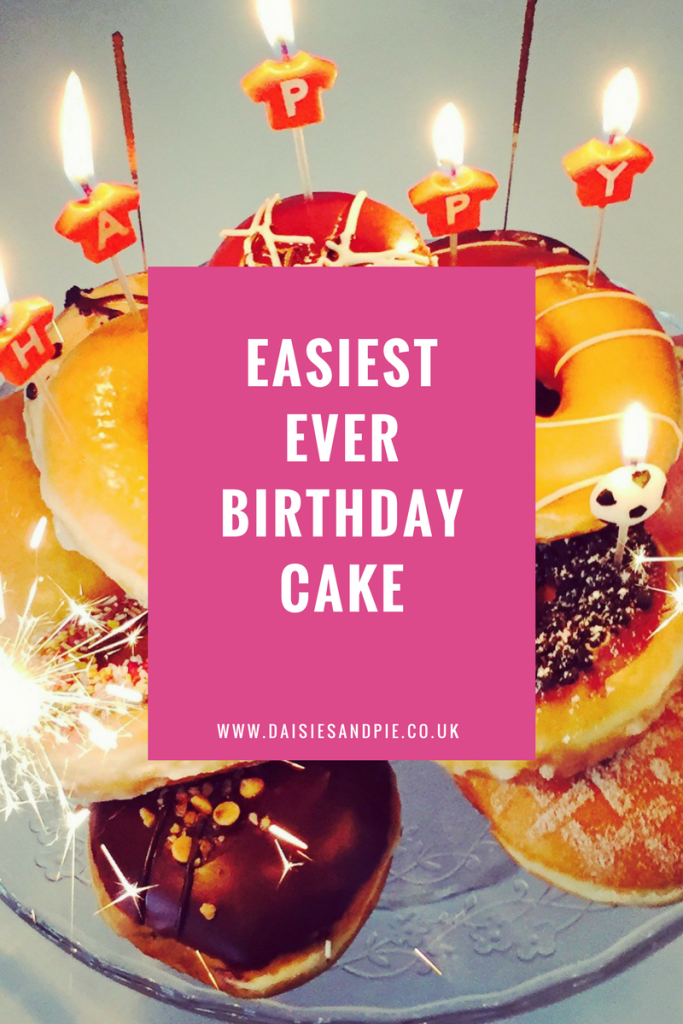 Easiest ever birthday cake, how to cheat your way to a fabulous cake the kids will love!