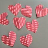 paper love heart tree instructions 7