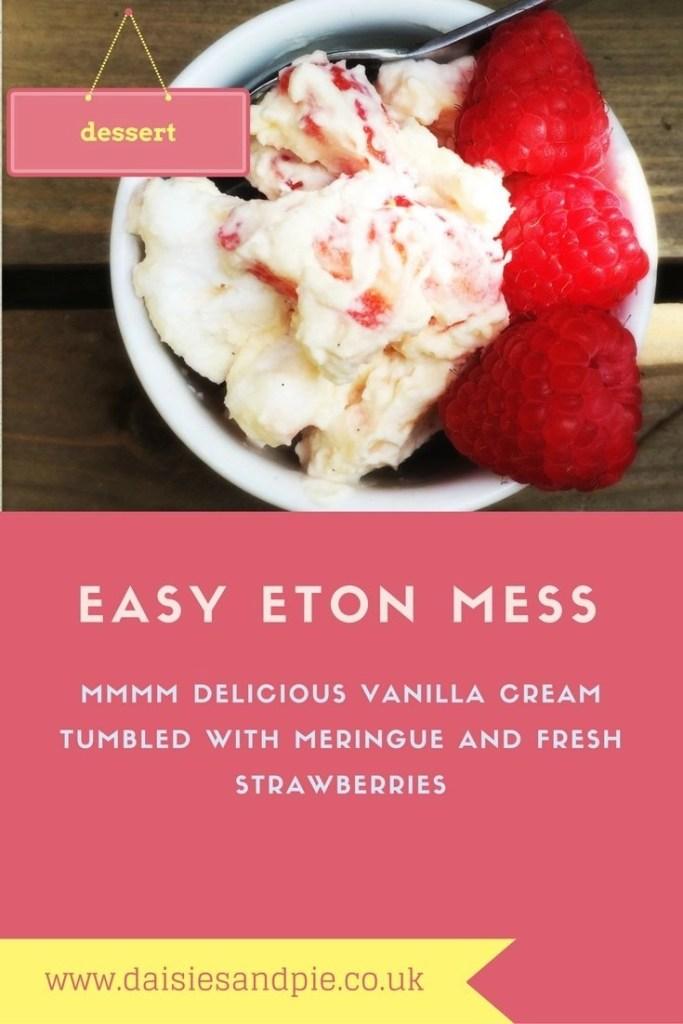 easy eton mess recipe