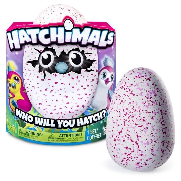 hatchimals, must have christmas toy 2016