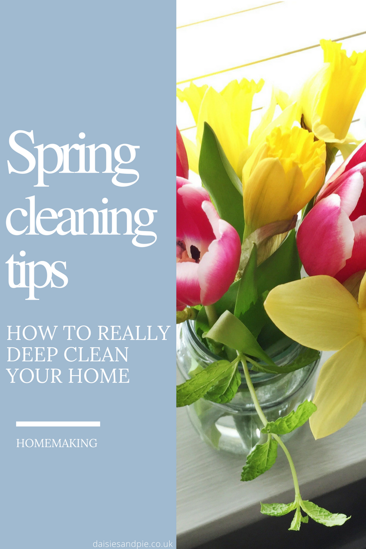 Spring cleaning tips and how to deep clean your home Cleaning tips for the home uk