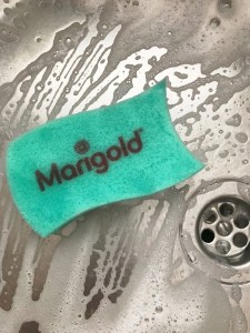 Marigold scouring sponge, Marigold cleaning products