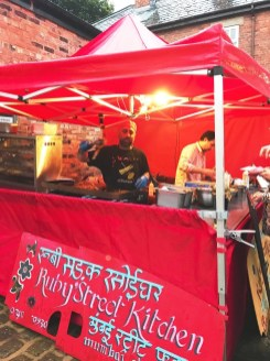 Ruby's Street Kitchen at Haigh Foodie Friday