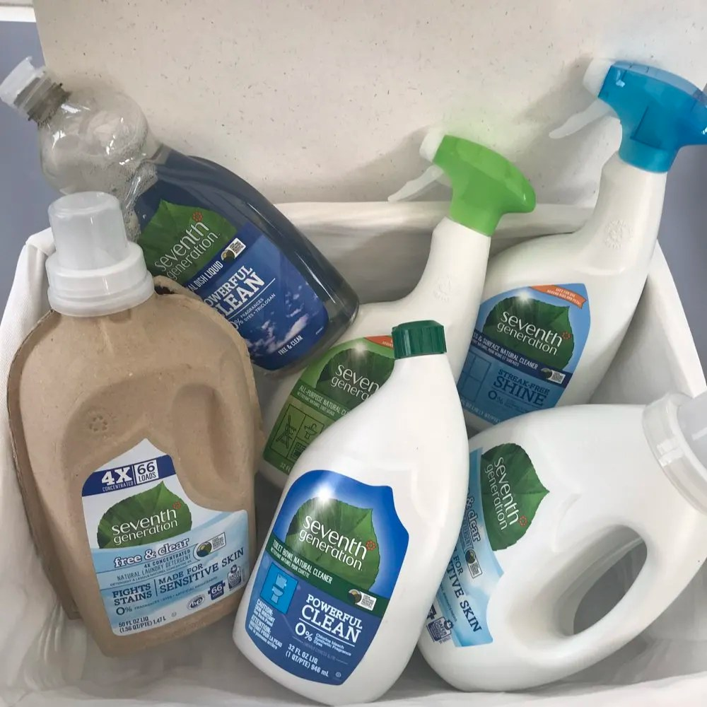 Seventh Generation Cleaning Products Review UK