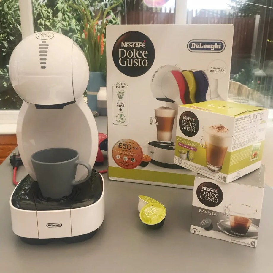 Nescafe Dolce Gusto Review