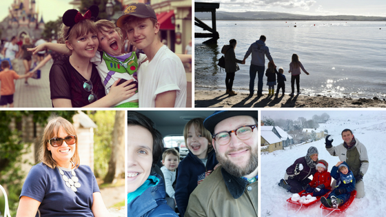 5 Fab Family Travel Bloggers to Follow in 2018