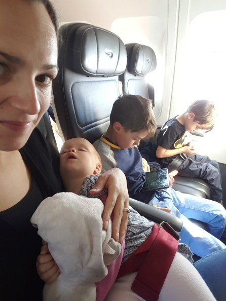 A real Flying Visit to Milan with Kids