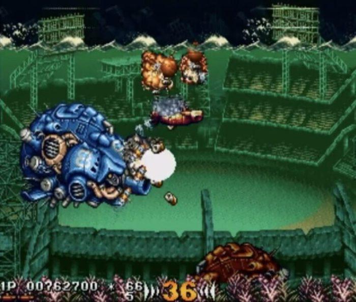 「海底大戦争」ステージ4-2