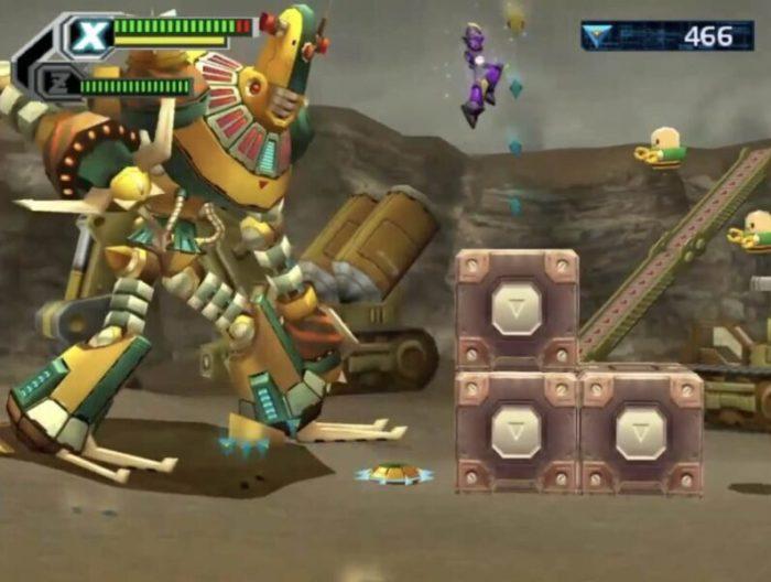 「ロックマンX8」ボス3