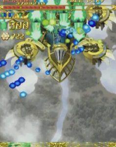 「エスプガルーダ」ステージ2-3ボス