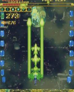 「エスプガルーダ」ステージ5-2-3ボス