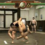 「日本相撲協曾公認 日本大相撲 本場所激闘編」練習モード3