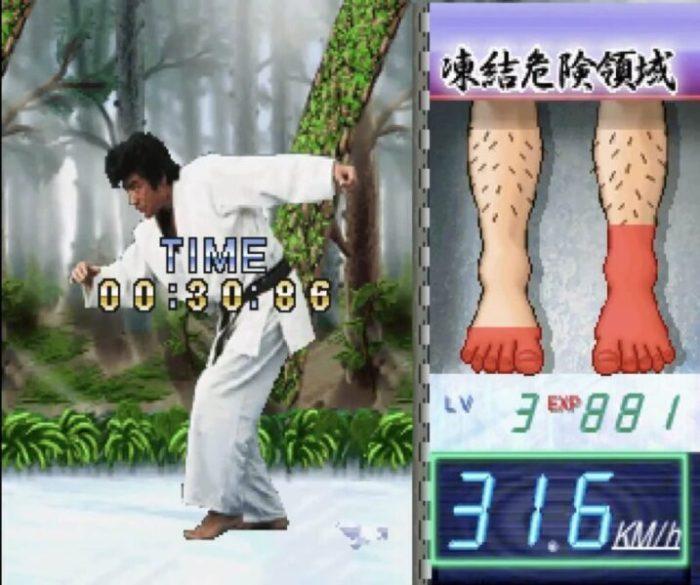 「せがた三四郎 真剣遊戯」ミニゲーム8