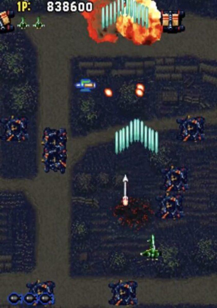 「戦国エース」ステージ1-2-3-4-4