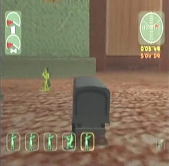 「突撃!てけてけ!!トイ・レンジャー」ミッション5