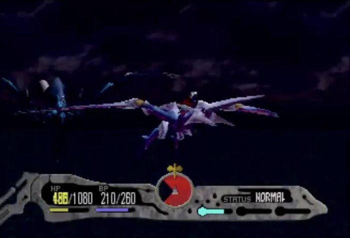 「アゼル パンツァードラグーンRPG」バトル6