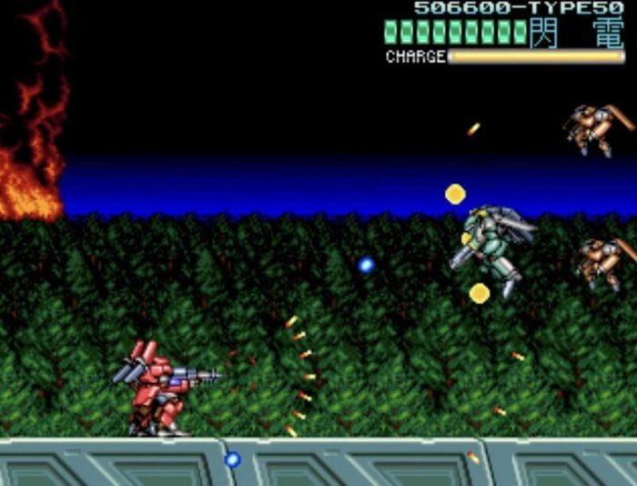 「ウルフファング 空牙2001」ミッション4-D-1