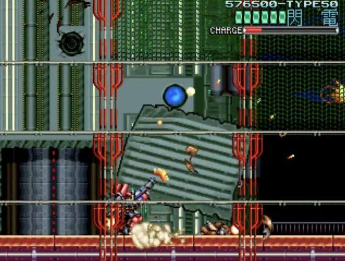 「ウルフファング 空牙2001」ミッション4-D-3