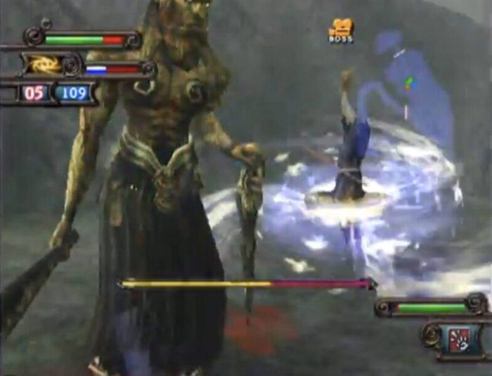 「どろろ(PS2版)」バトル10