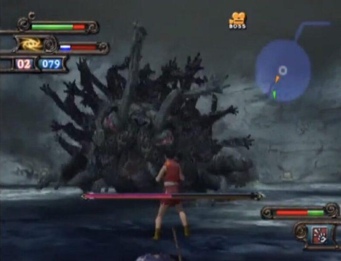 「どろろ(PS2版)」バトル6