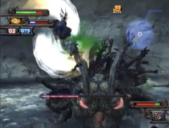 「どろろ(PS2版)」バトル7